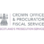 Logo for Crown Office and Procurator Fiscal